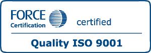 Tantec er ISO 9001 certificeret